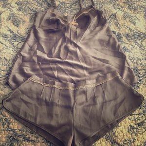 Two piece lingerie set